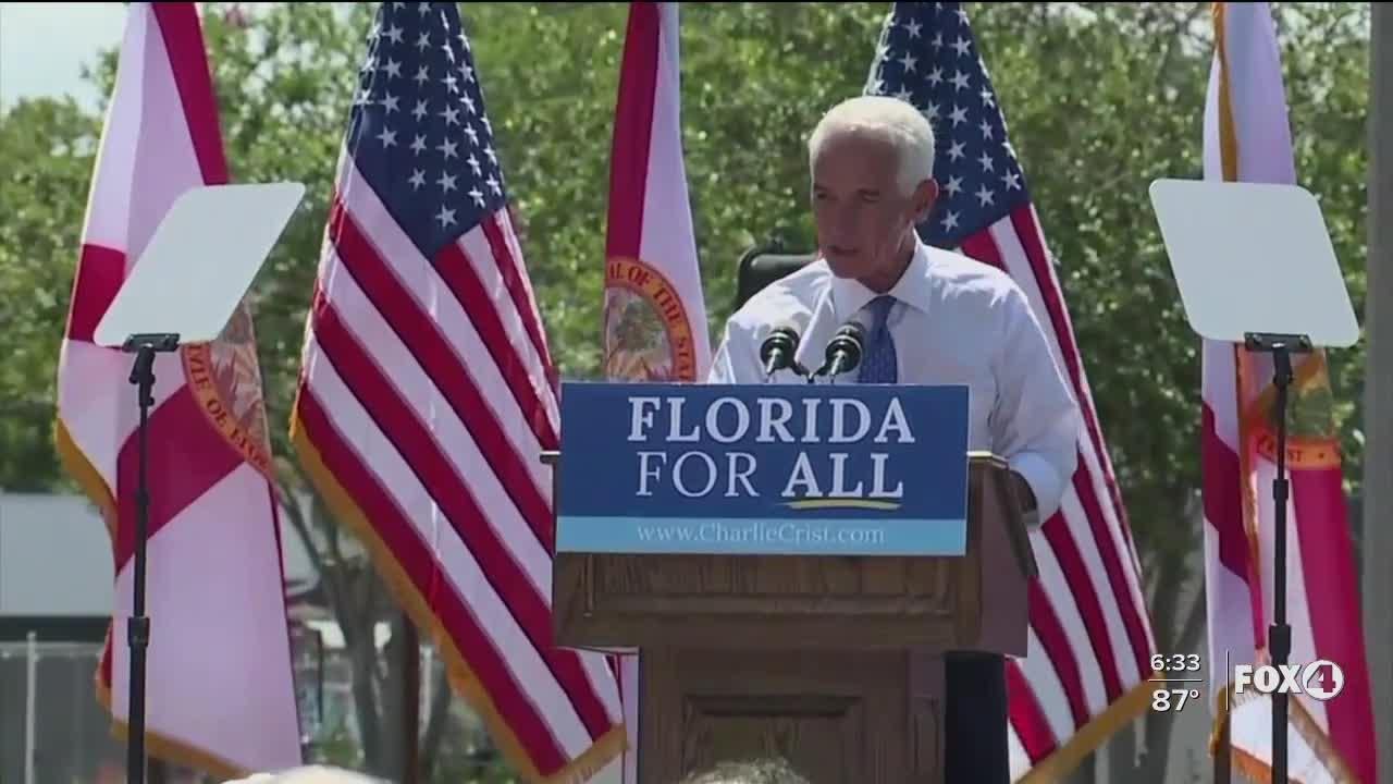 Lawmakers respond to Crist announcement