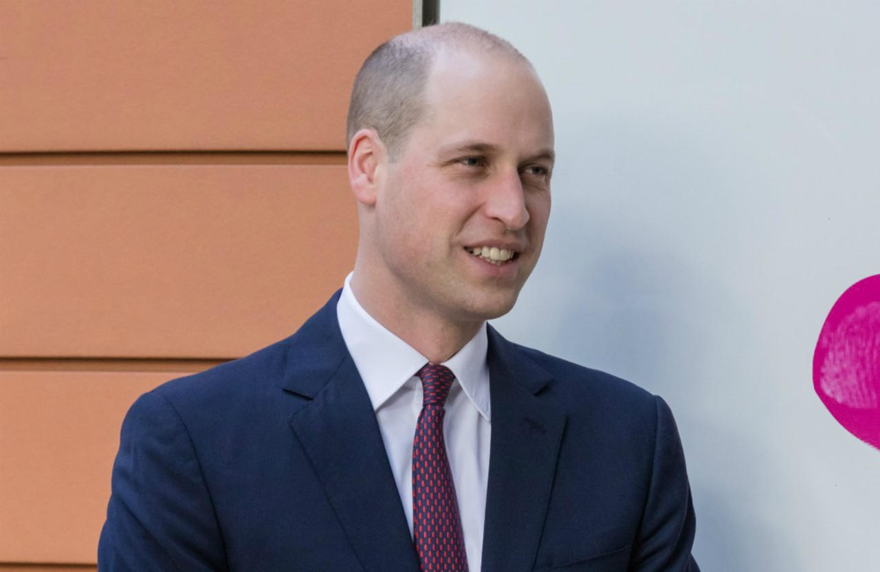 Prince William says Princess Charlotte had a 'lovely' birthday