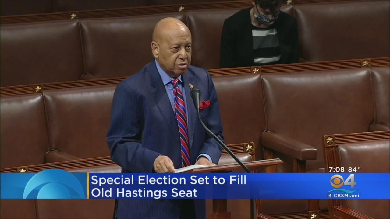DeSantis Sets Special Election For Hastings Seat