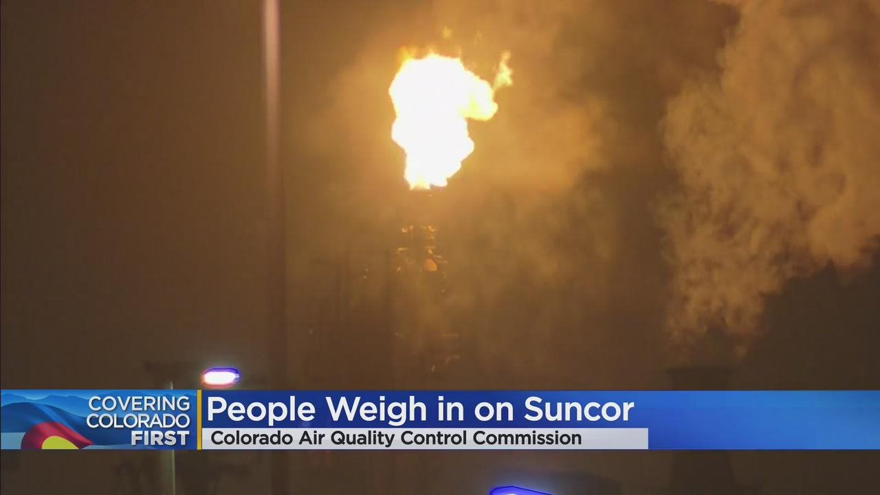 Suncor Operating Permit Up For Discussion As Renewal Approaches