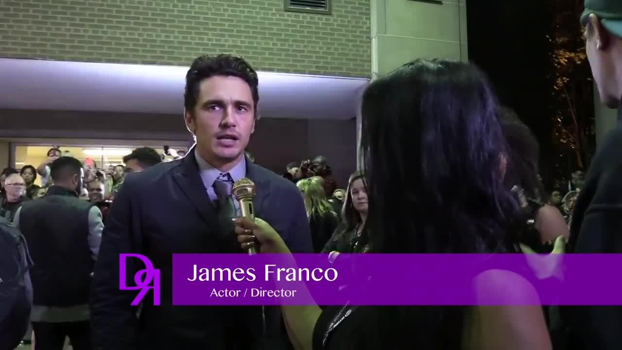 The Darriel Roy Show - James Franco Interview