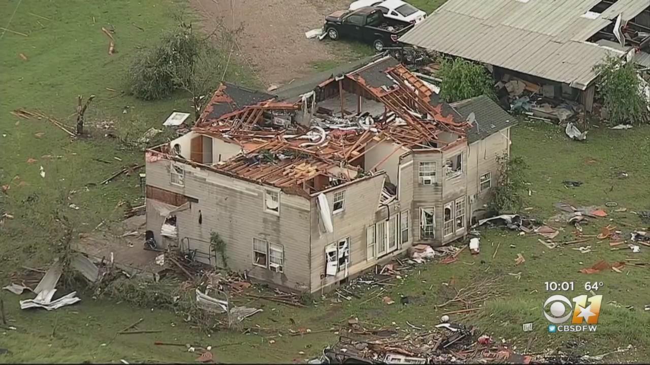 Recap Of The Tornado Damage In Ellis County