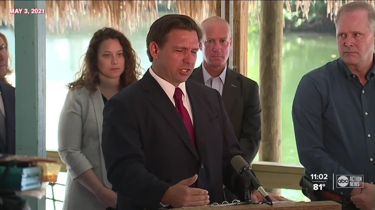 'Get vaccinated': Gov. DeSantis' COVID-19 orders become clear