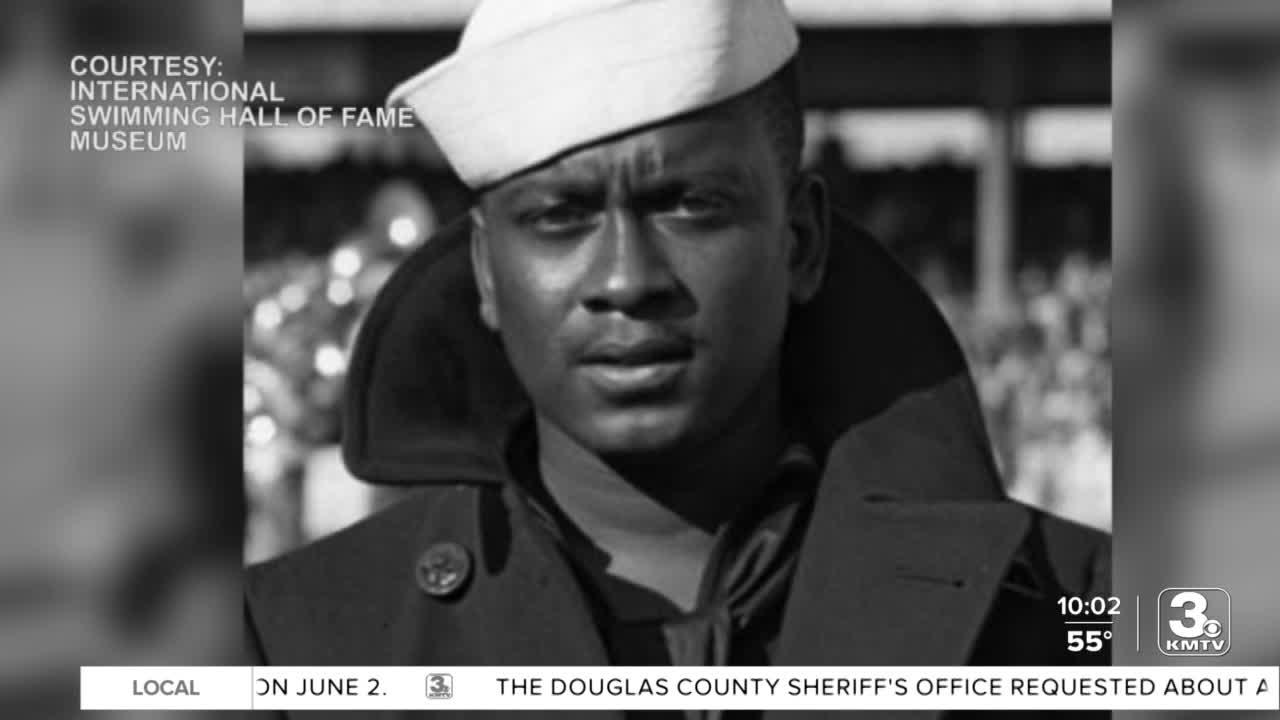 Black WW2 hero's story of pulling 15 men to safety through shark-infested waters gets a new audience