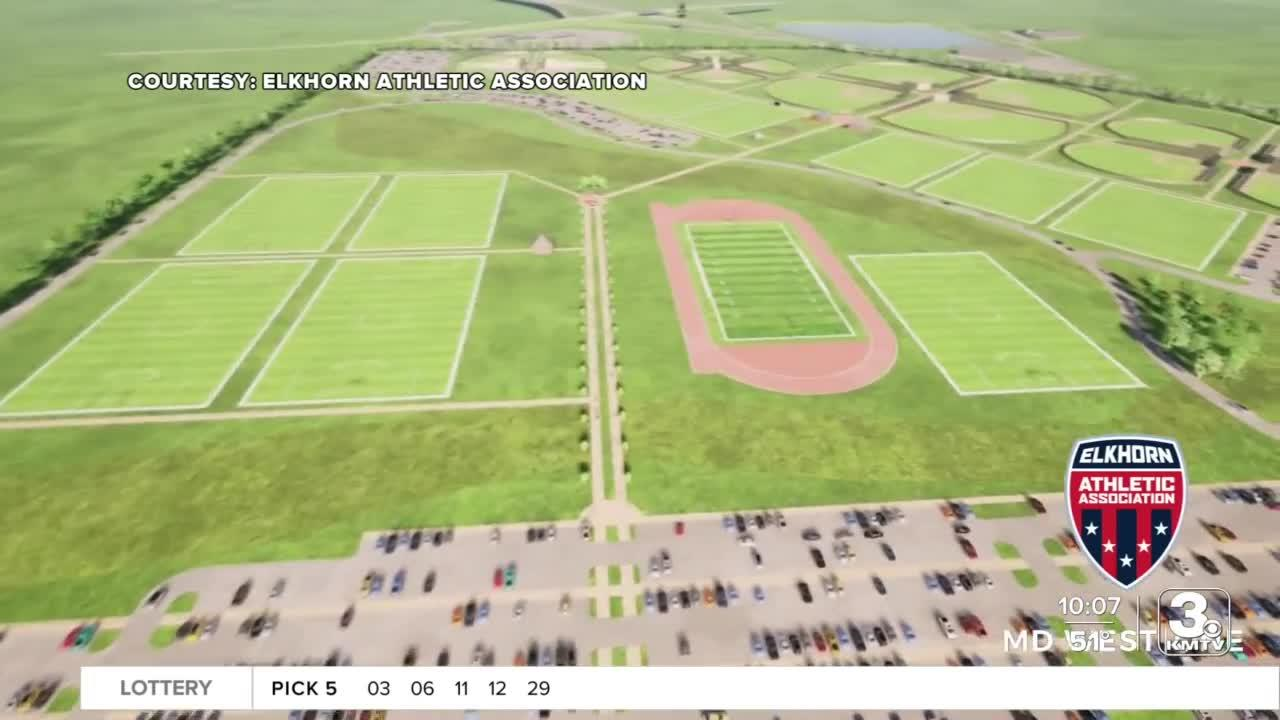 Outdoor sports complex planned in Valley