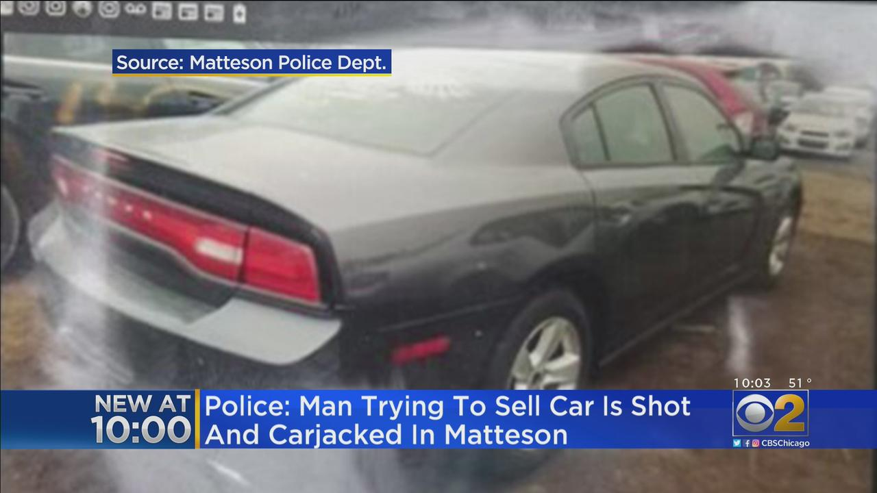 Police: Man Trying To Sell Car Is Shot And Carjacked In Matteson