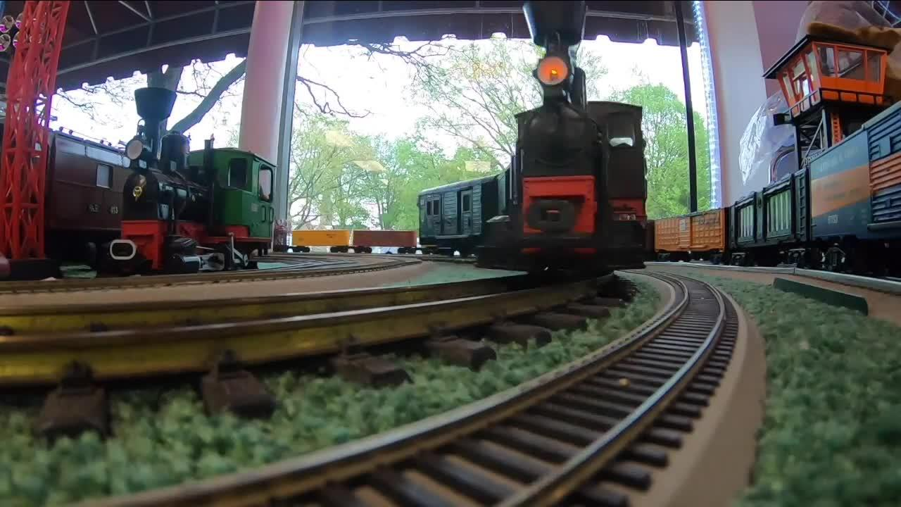 After 31 years on Medina Square, Ormandy's Trains & Toys shop may close up shop due to rent hike