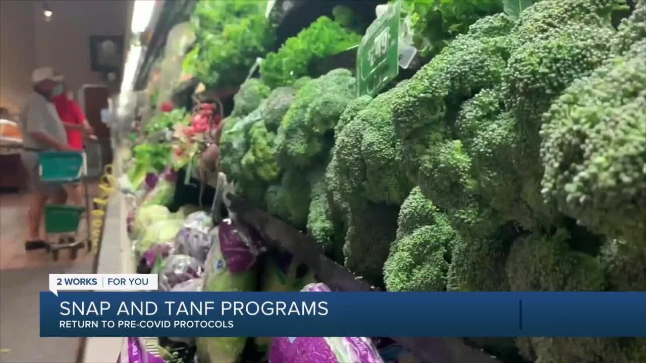 SNAP emergency food benefits ending with state of emergency expiration