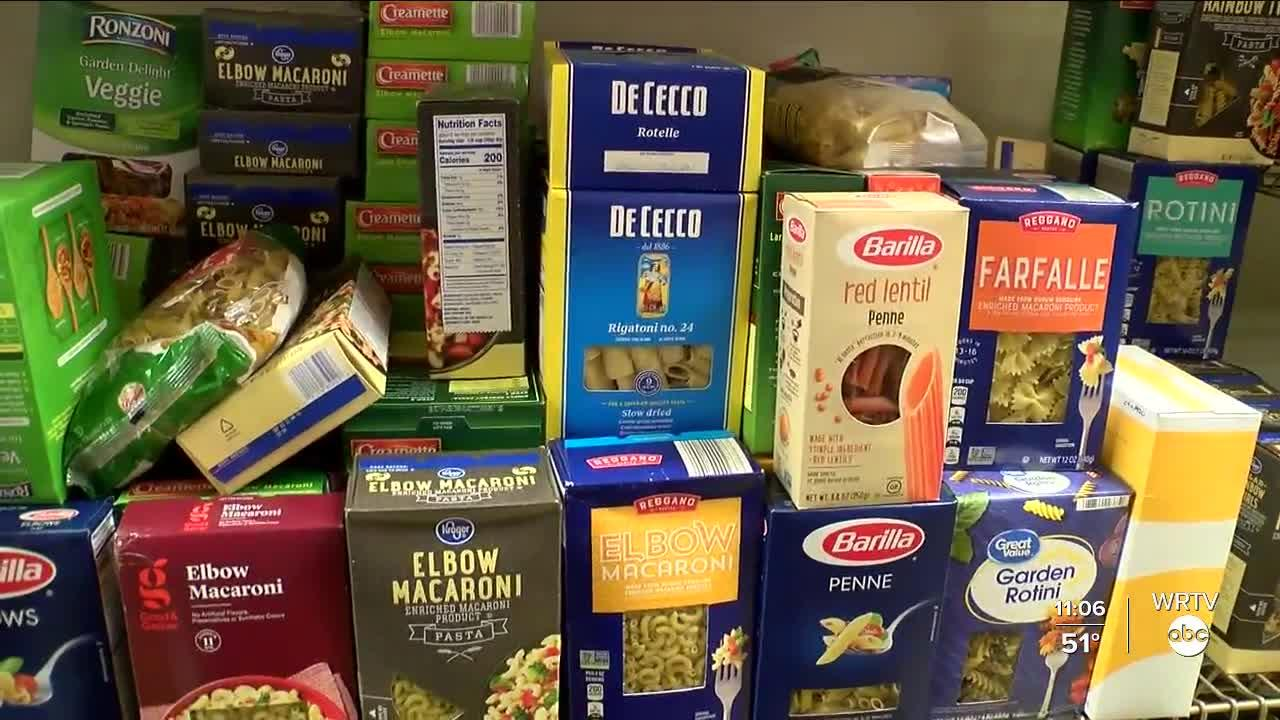 Food Donations Needed in Monroe County
