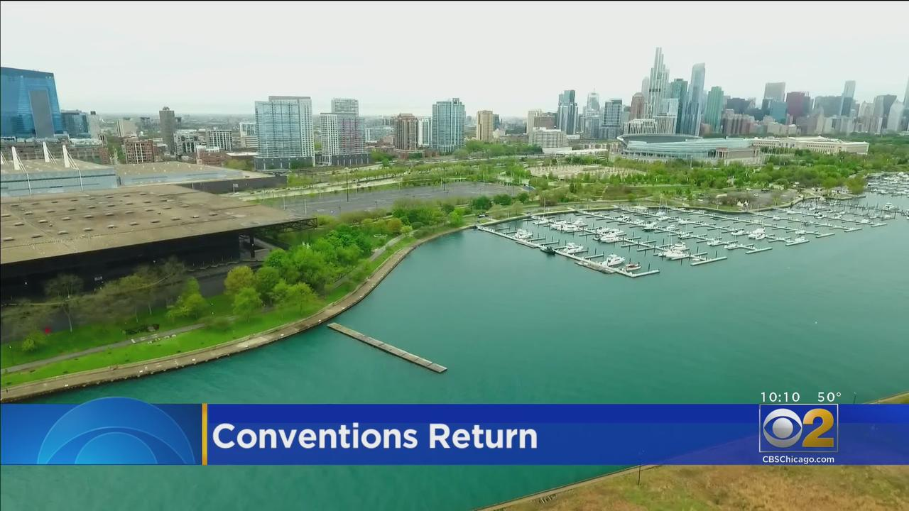 Return Of Trade Shows To McCormick Place Is Good News For Hotels, Workers, And The Chicago Economy
