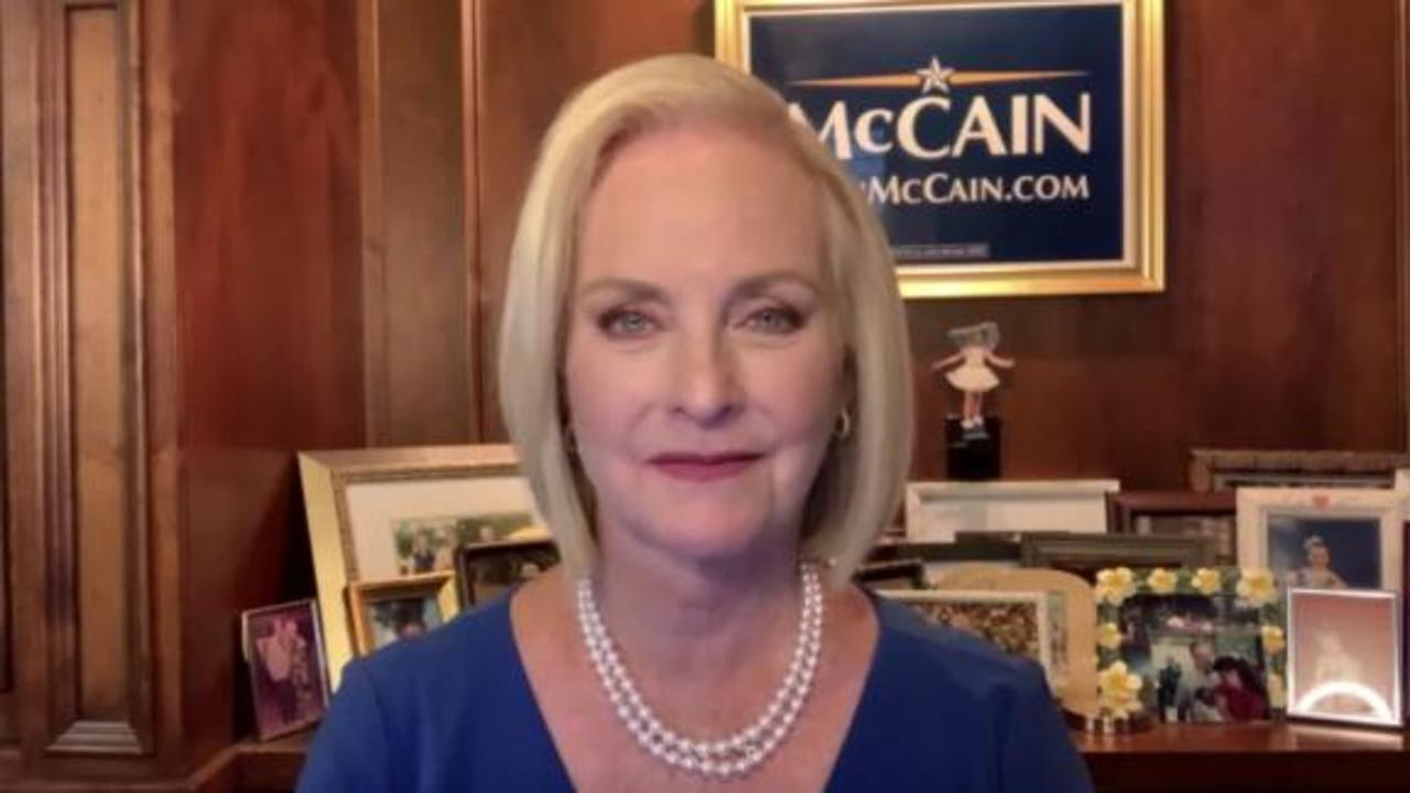 Cindy McCain: We are seeing a party that's so misguided
