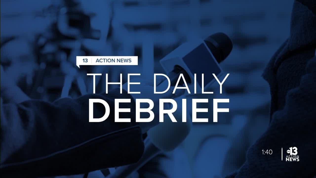 Daily Debrief: Nevada debates banning death penalty