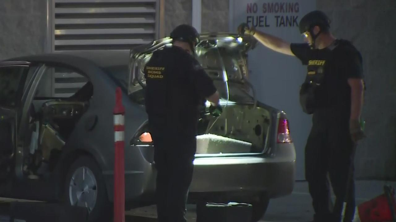 Man At Center Of Tracy Bomb Scare Released From Custody
