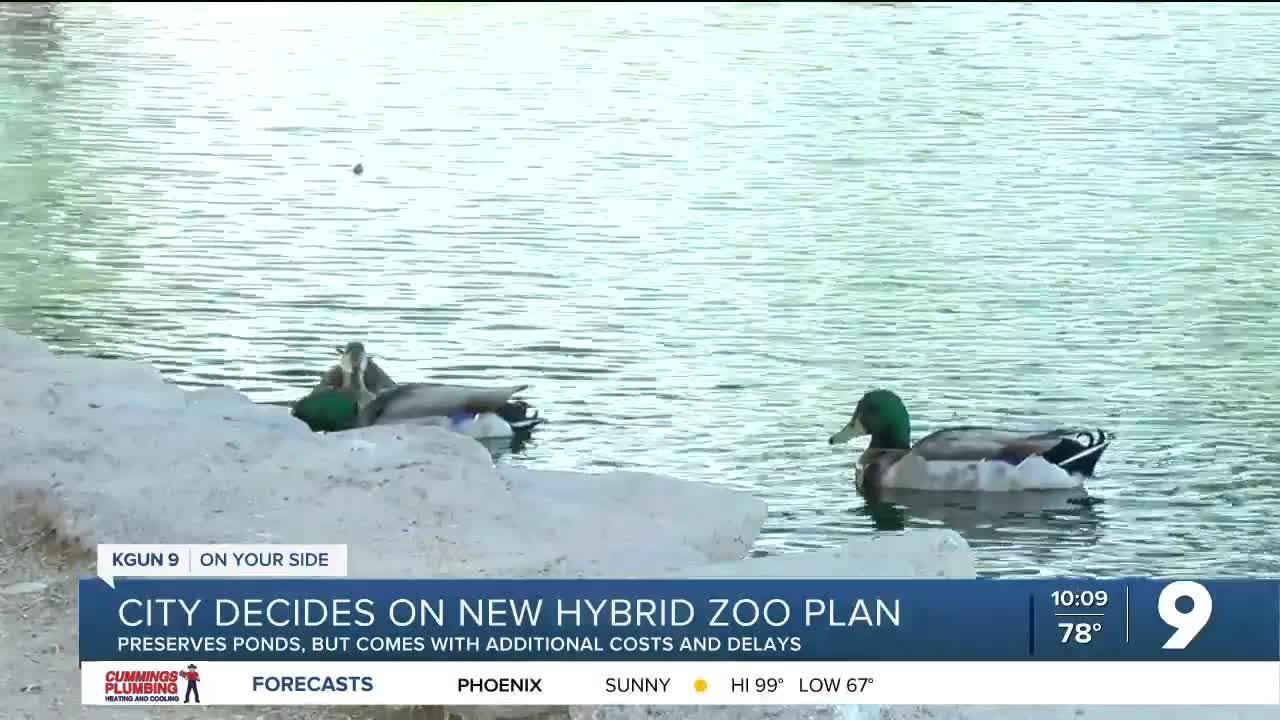 City decides on new hybrid zoo plan