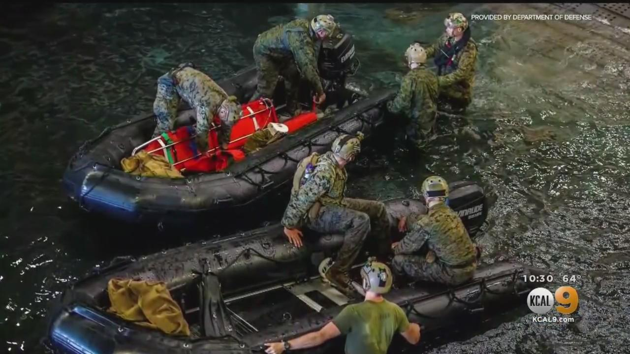 'We Failed These Young Men': Hearing Held On 2020 Training Accident Off San Clemente Island That Killed 8 Marines, 1 Sailor