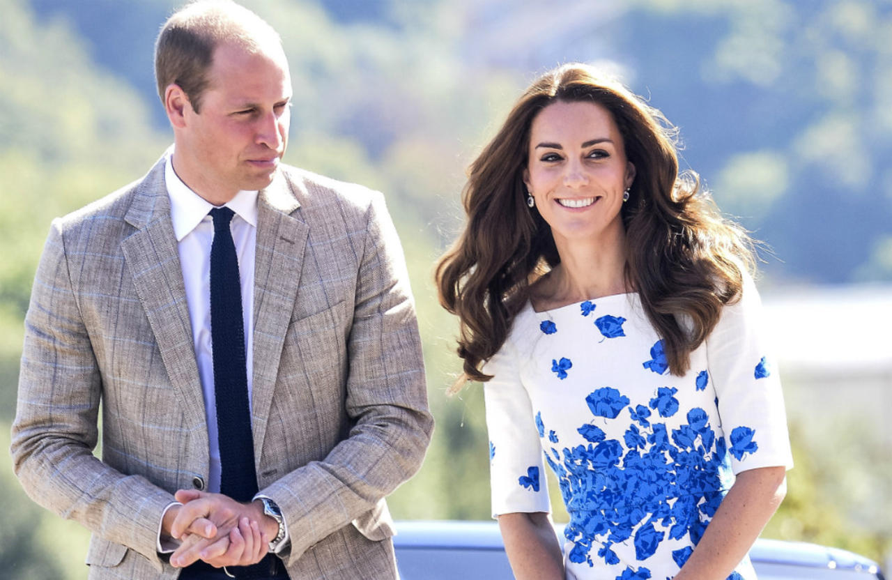The Duke and Duchess of Cambridge's wedding choir singer speaks about 'amazing' service