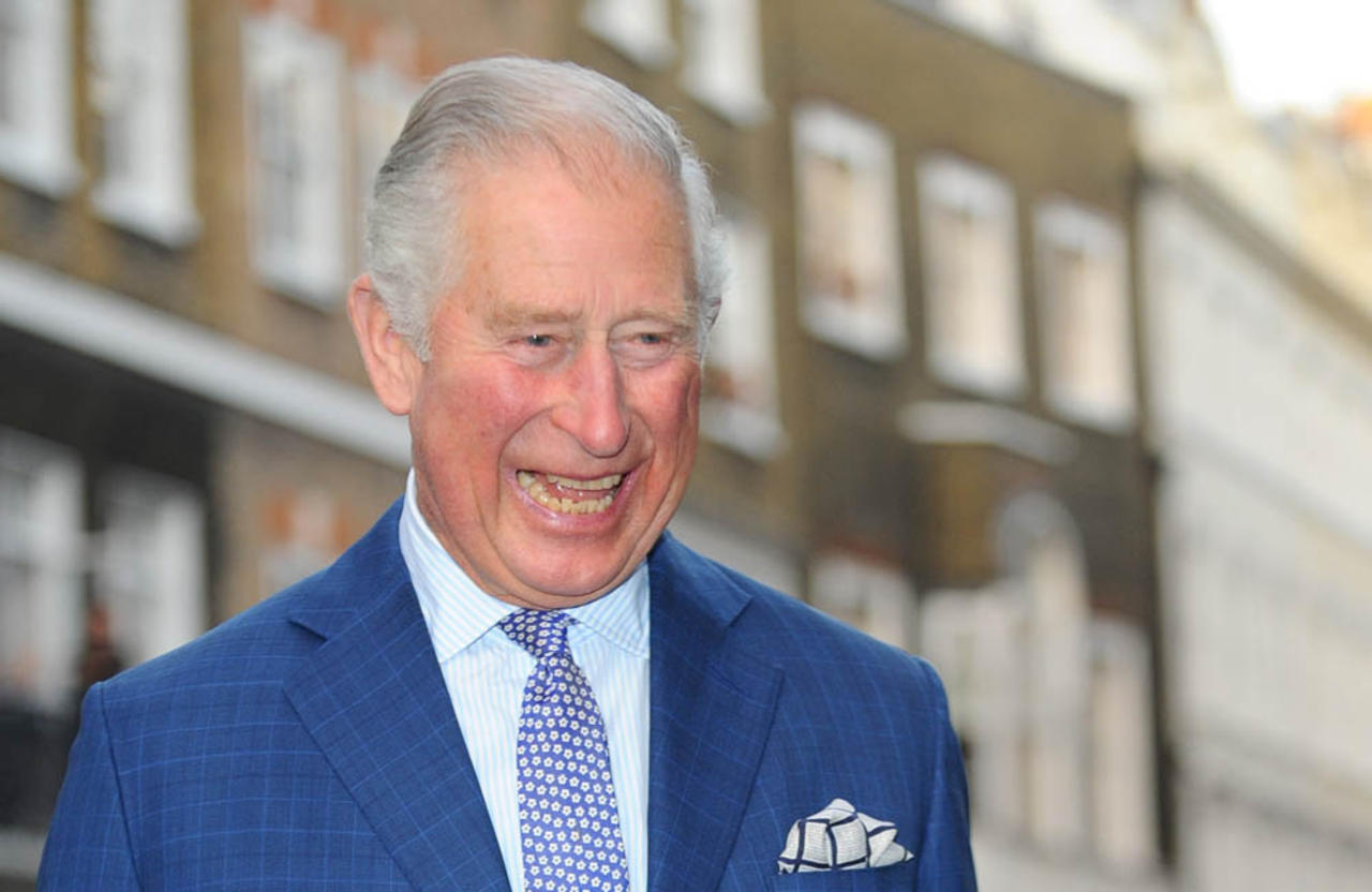 UK public obsessed with Google searching Prince Charles and his fingers