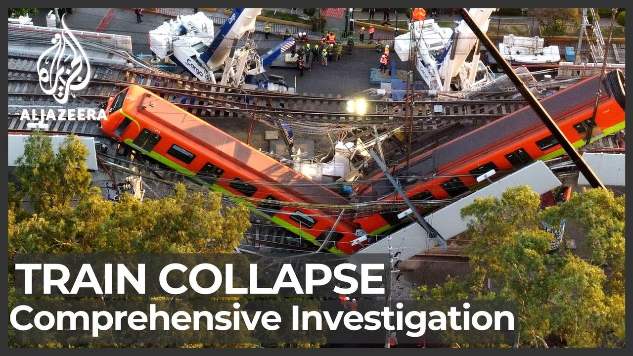 Mexico promises probe into 'terrible' metro collapse