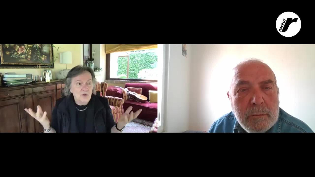 Una chiacchierata con Red Canzian (Parte 2)