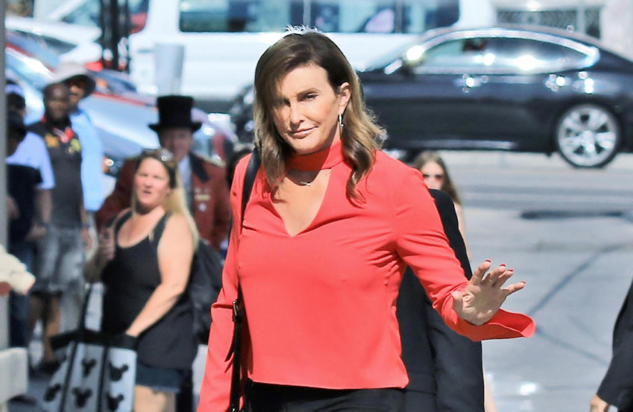 Caitlyn Jenner is a 'dreamer'