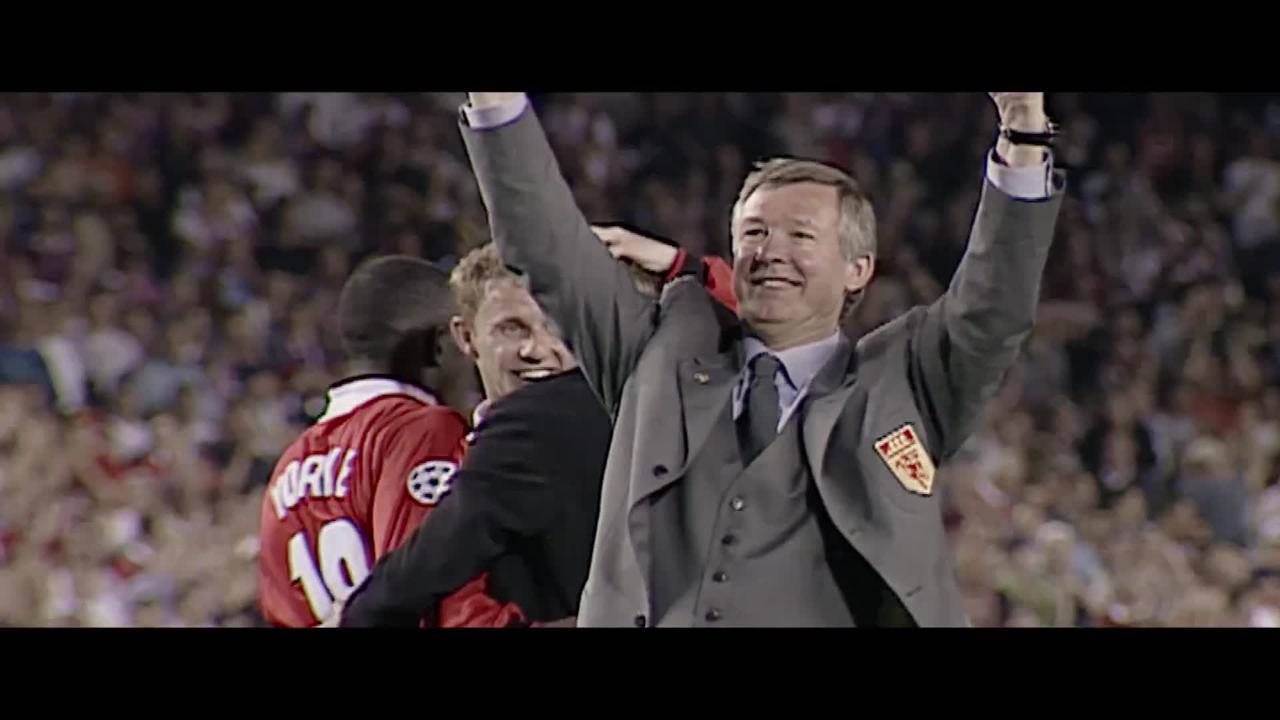 Trailer released for upcoming Sir Alex Ferguson documentary