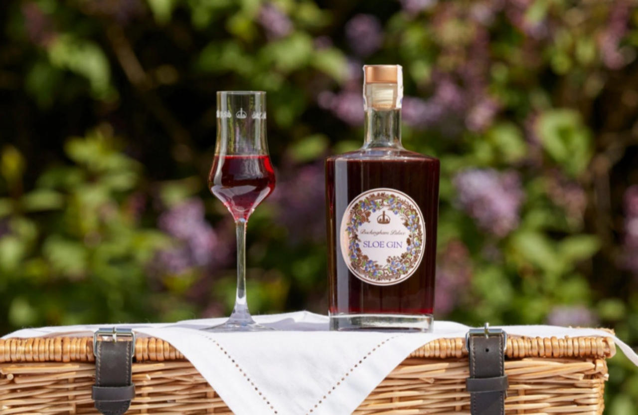 Buckingham Palace to launch sloe gin