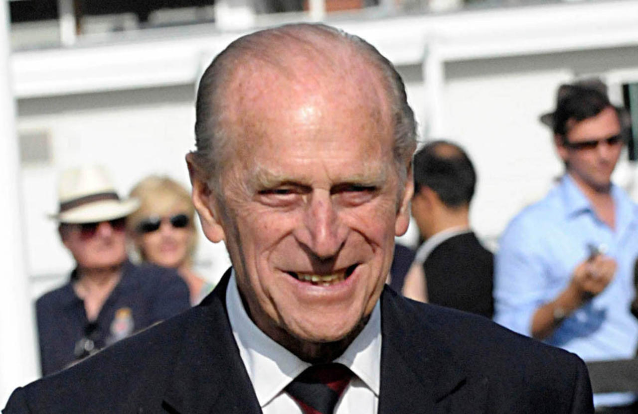 Prince Philip's official cause of death revealed