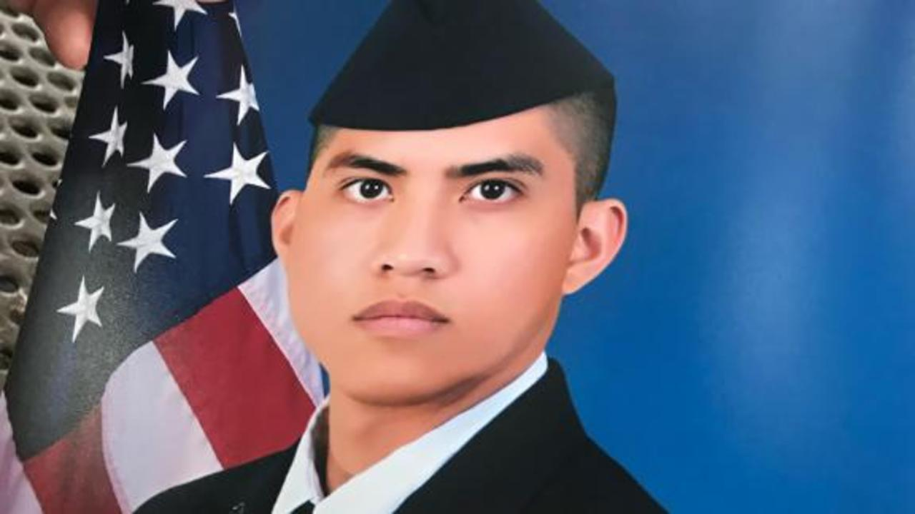 Family finds body of missing airman