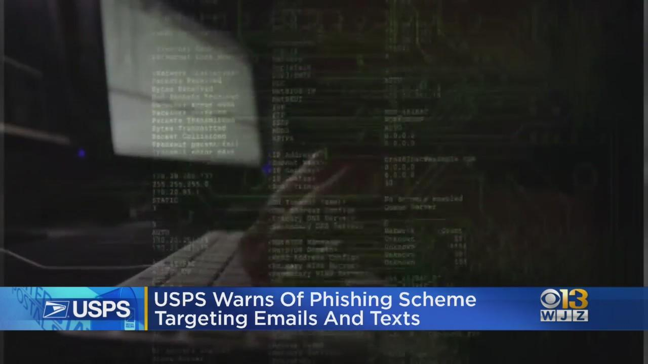 USPS Warns Of Phishing Scheme Targeting Emails And Texts