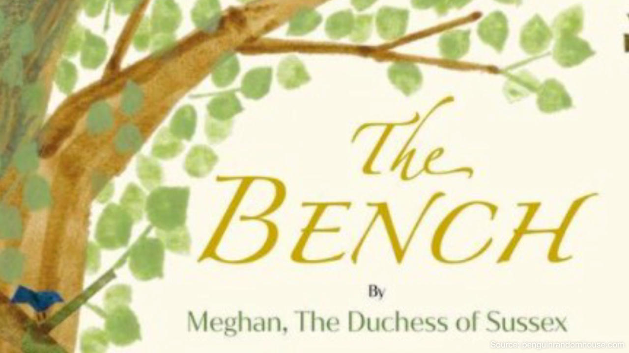 Meghan, Duchess of Sussex, writes children's book inspired by Prince Harry and son Archie