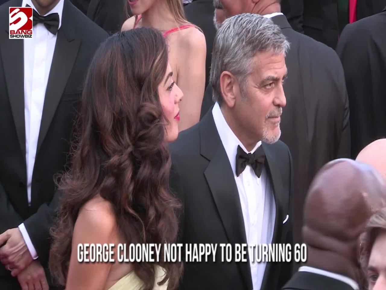 George Clooney is a Brad Pitt super-fan in hilarious fundraising skit