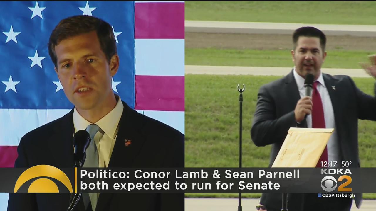 Report: Lamb, Parnell Could Face Off In Senate Run