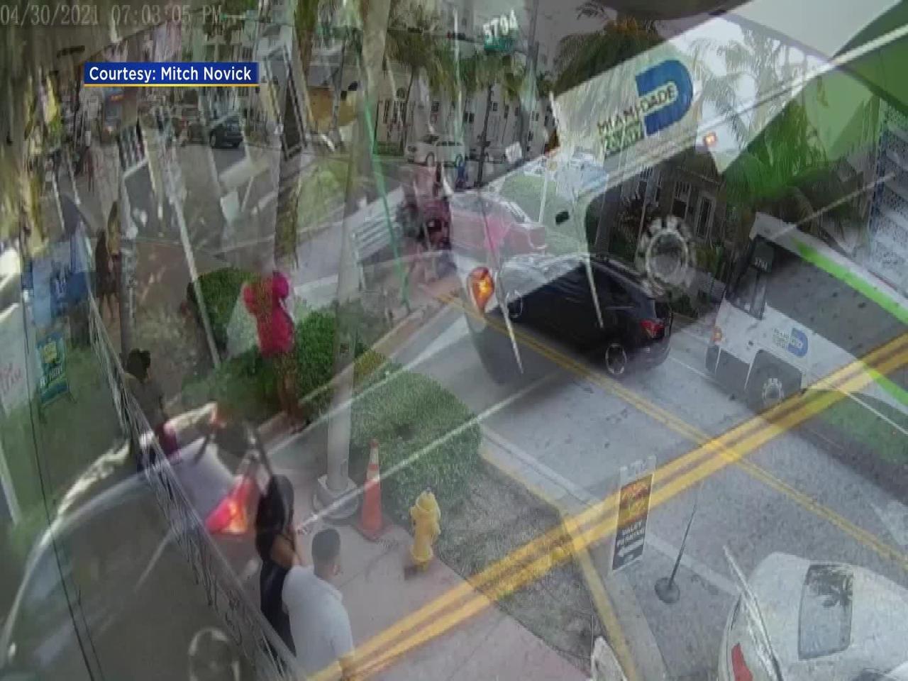 WEB EXTRA: South Beach Tourists Beaten