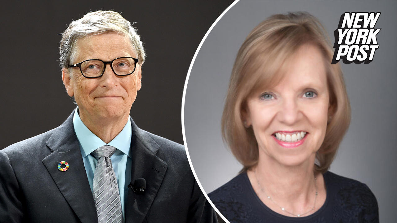 Bill Gates took getaways with old girlfriend after marriage