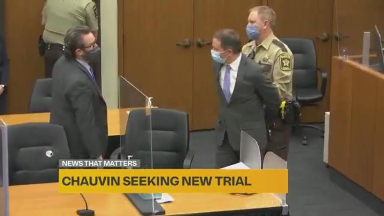 What are Derek Chauvin's chances for getting a new trial?