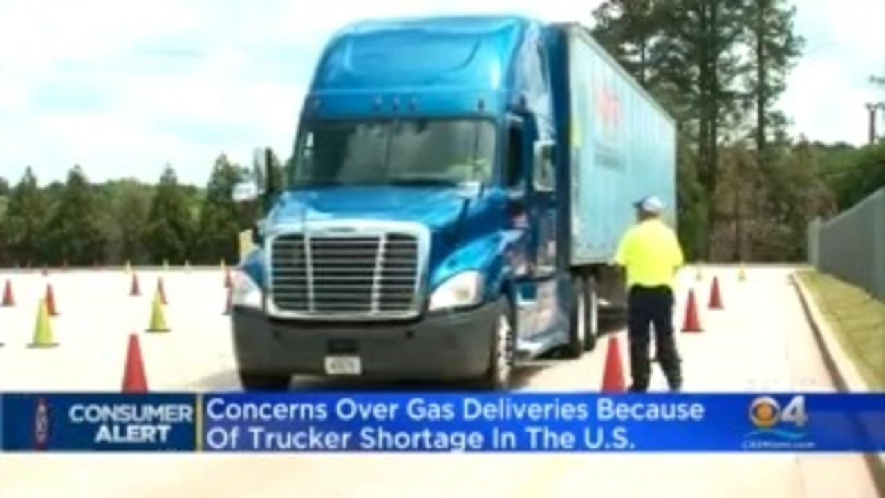 Gas Prices Rise As Americans Hit The Road, But Trucker Shortages May Impact Deliveries