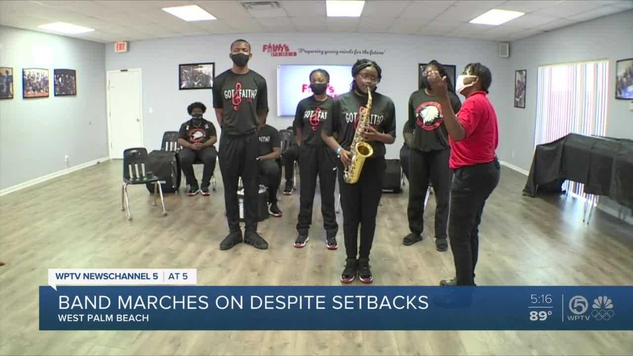 West Palm Beach non-profit Faith's Place continues to offer students a safe space