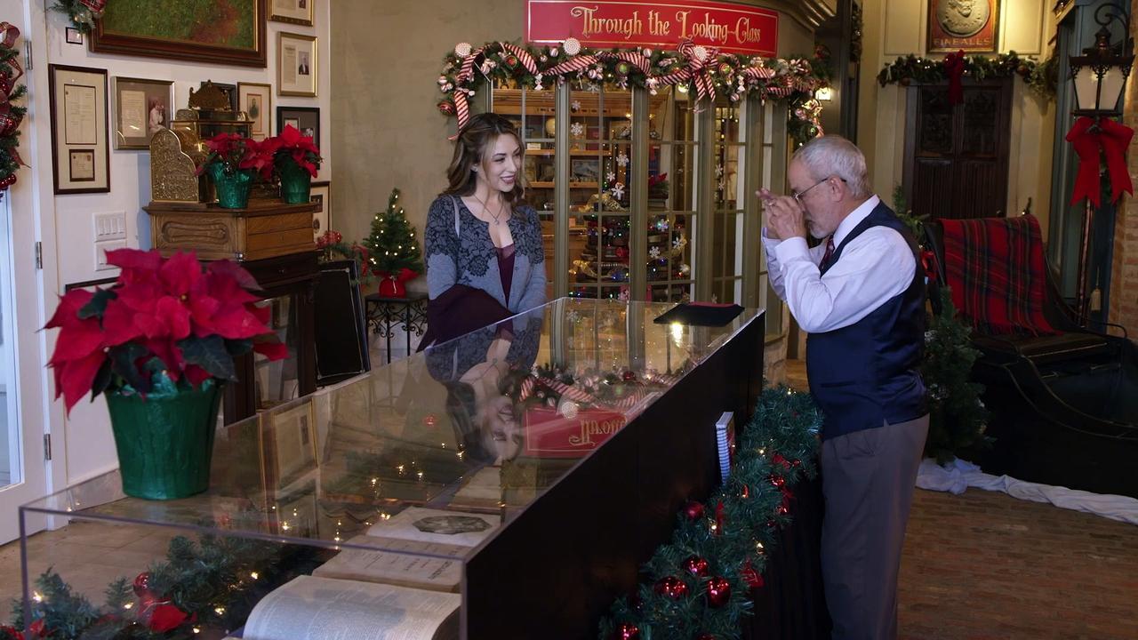 A Crafty Christmas Romance Movie
