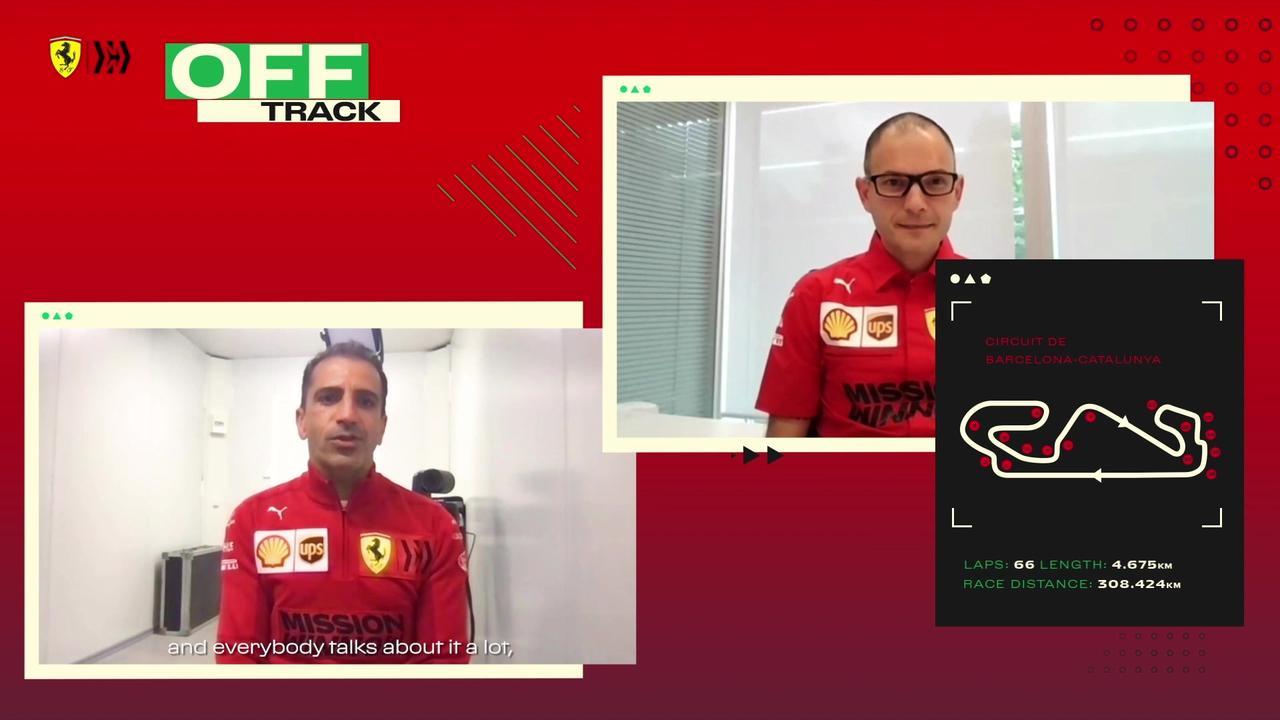 Ferrari - Spanish Grand Prix – Home race for Carlos