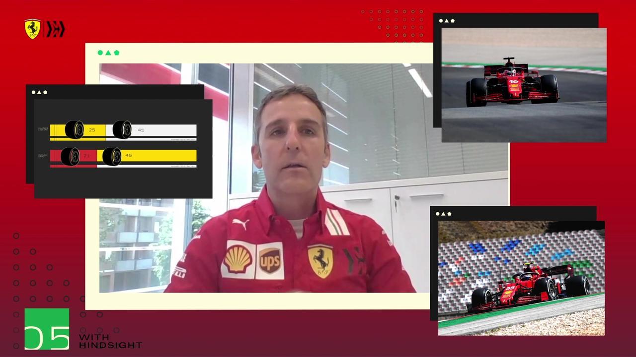 Ferrari - On the record - Portuguese Grand Prix race debriefing