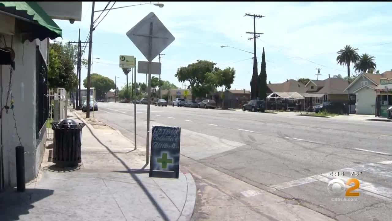 Boy Killed In South LA Shooting, Suspect At Large
