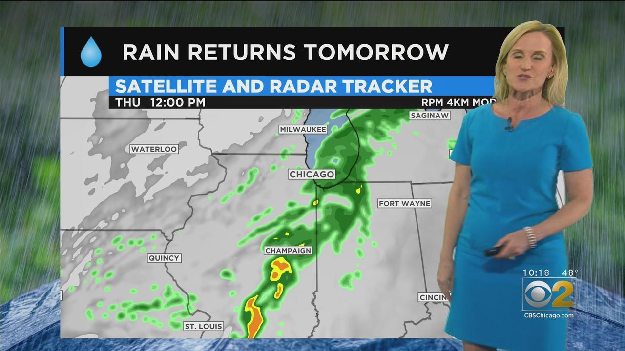 Chicago Weather: Rain Returns Thursday