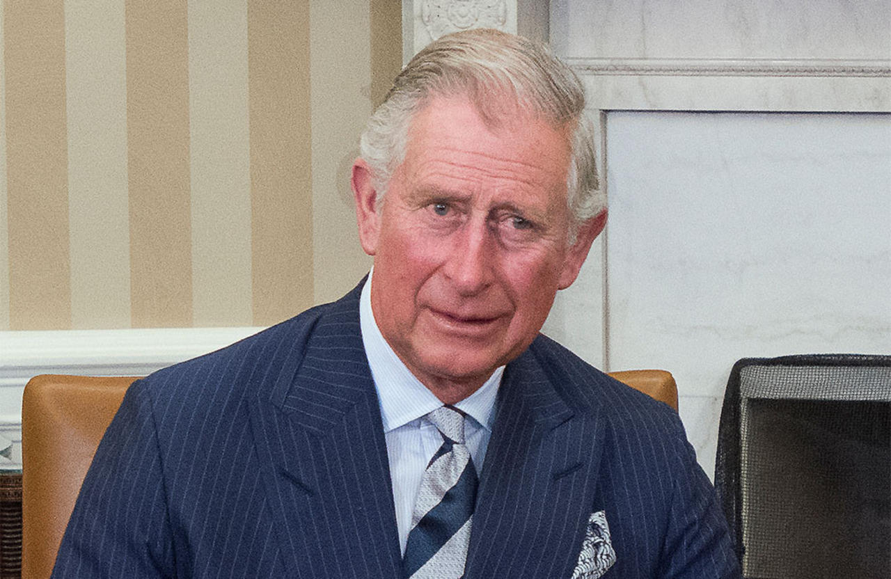 Prince of Wales' favourite cologne costs £245 a bottle