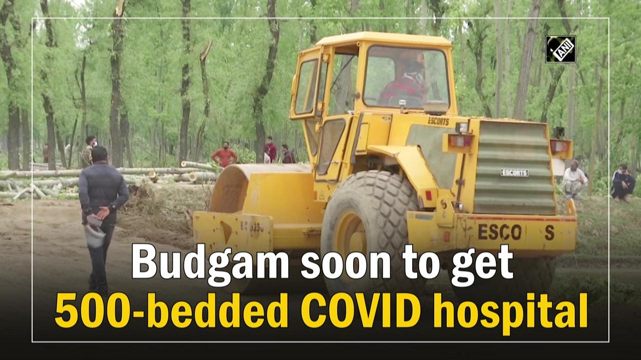 Budgam soon to get 500-bedded COVID hospital