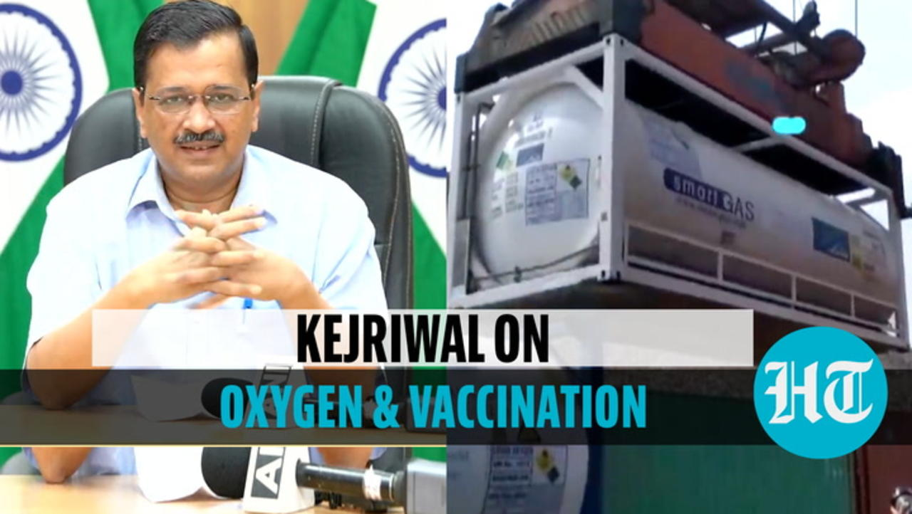 'If Delhi gets 700 MT oxygen daily…': Kejriwal on deaths due to oxygen shortage