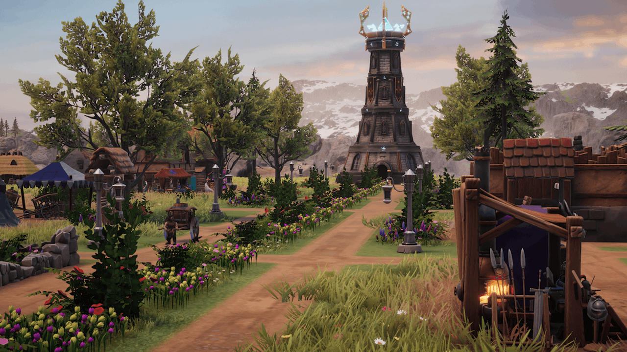 Distant Kingdoms Arrives Into Early Access