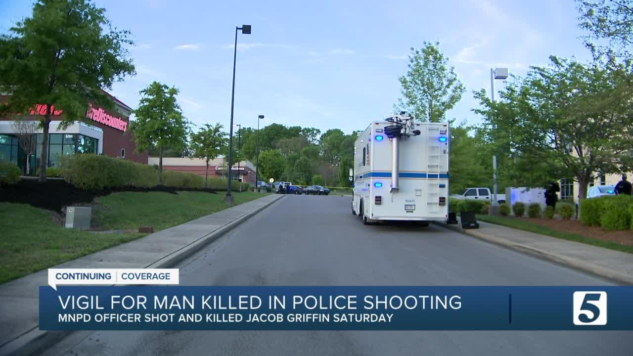 Vigil planned for man shot, killed by Metro police in South Nashville