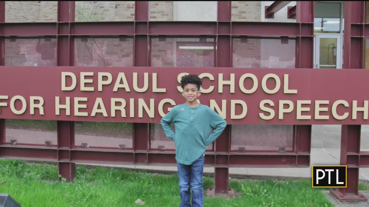 Path To Success: DePaul School For Hearing And Speech