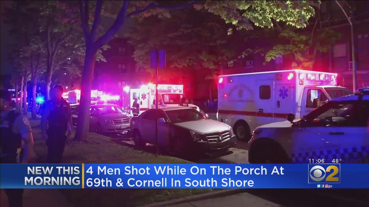 Four Wounded In South Shore Shooting