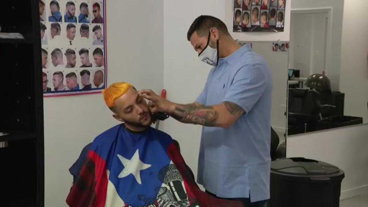 Chicago man opens barber college after being exonerated for murder he didn't commit